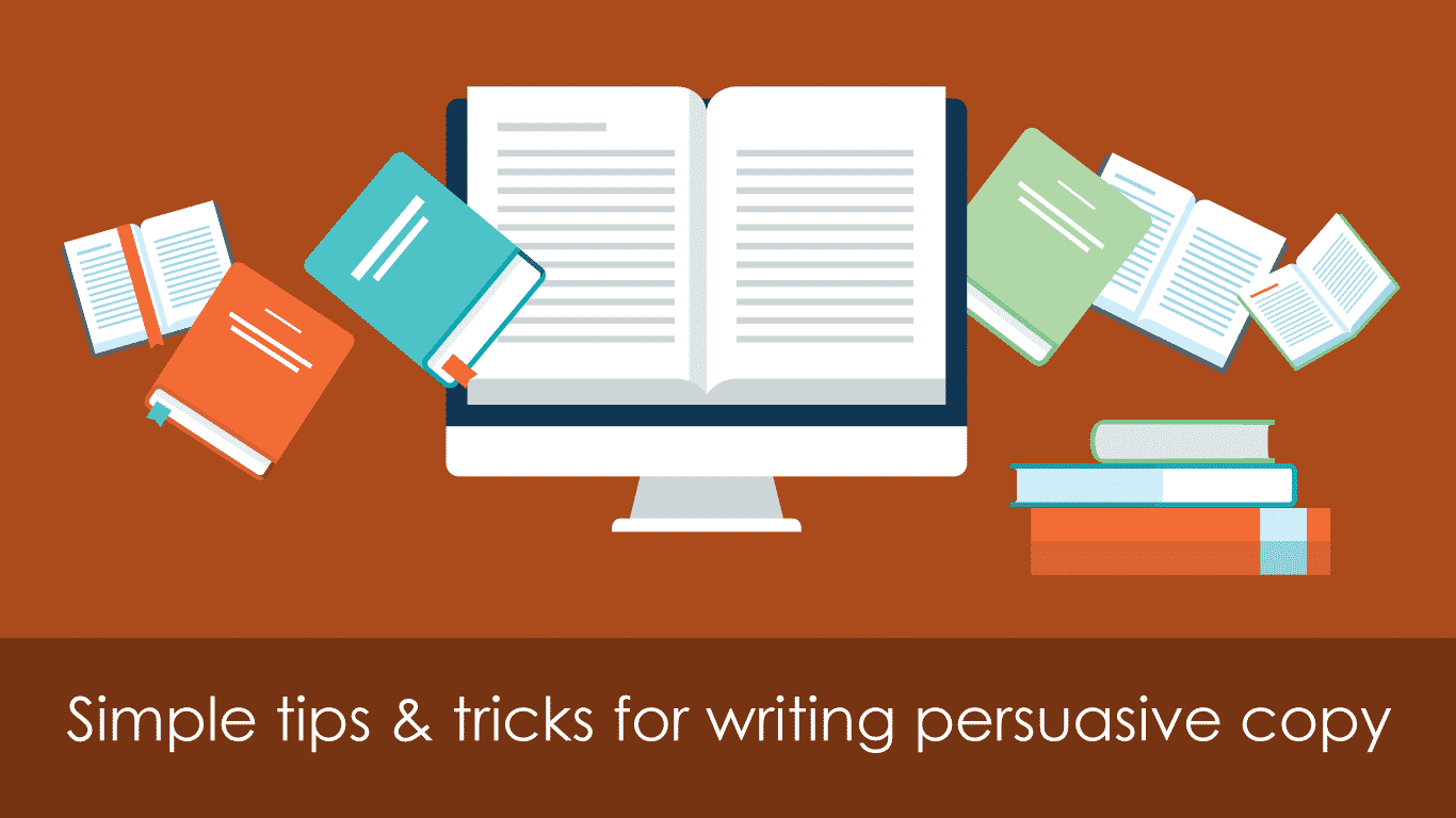 Blog persuasive copywriting
