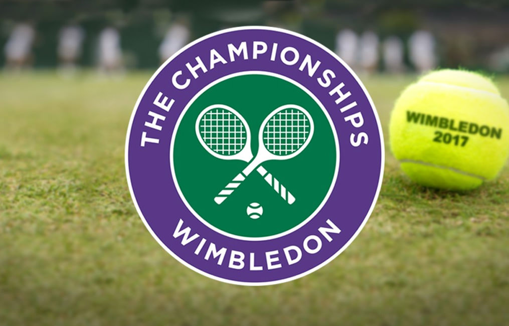Tea and Tennis: Footprint goes to Wimbledon
