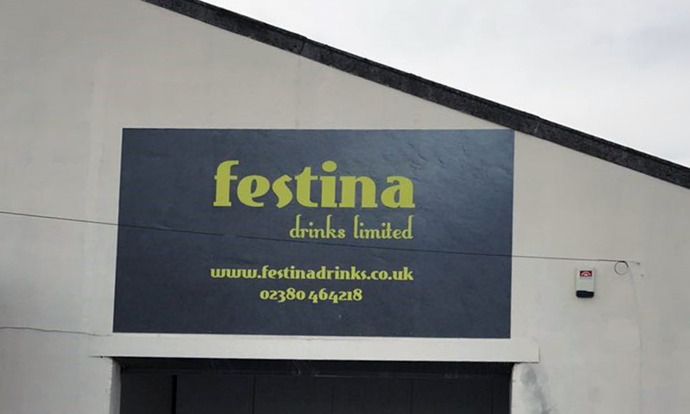 Festina Drinks Limited